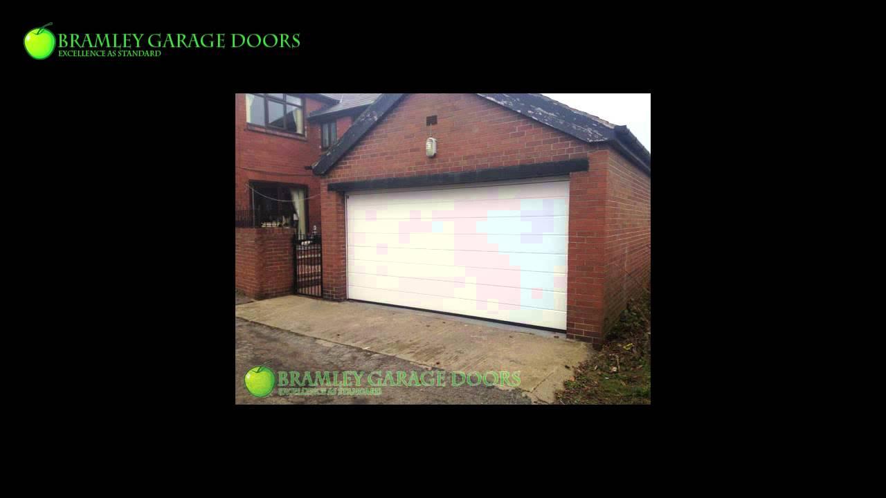 Bramley Garage Doors Morley Leeds Showreel Youtube