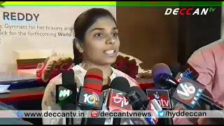 CONTINENTAL HOSPITAL INDIAN GYMNAST MS.ARUNA REDDY