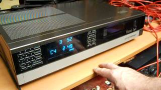 Grundig EURO Video 2000  Www.angelicaaudio.cz