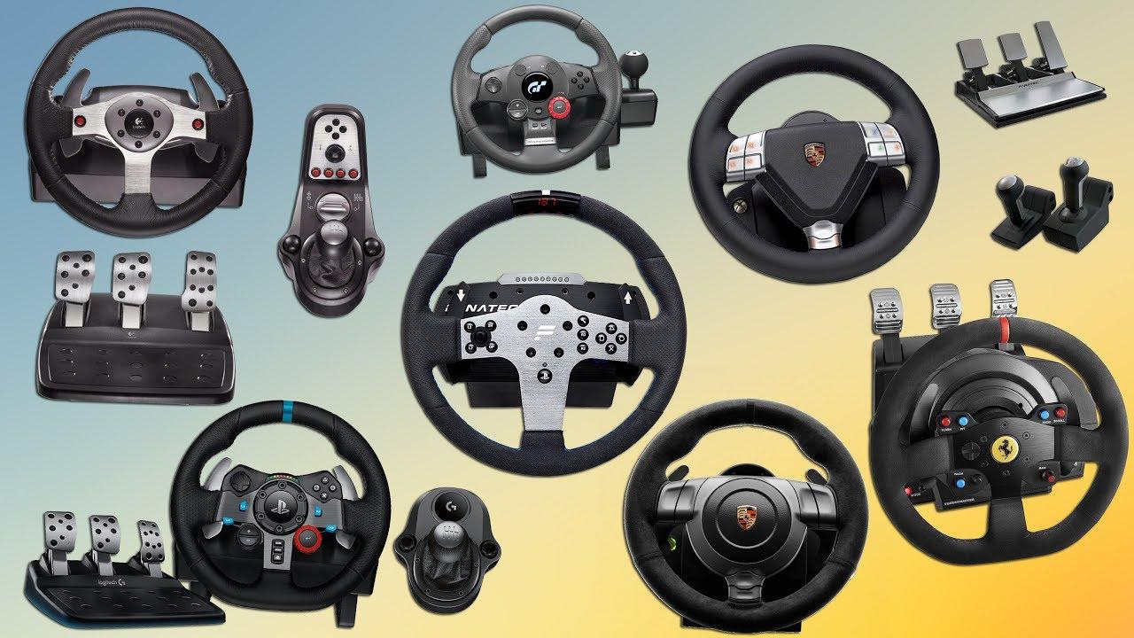Купить DVTech WD205 Nitro One руль для PC/PS2/PS3 в интернет .