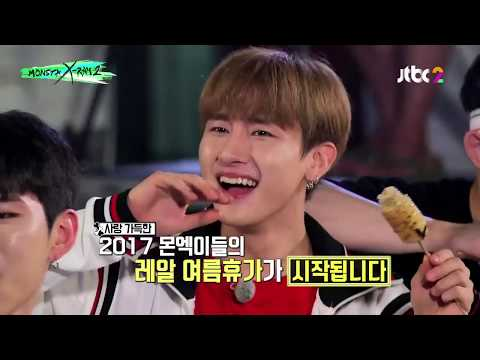[ENG / INDO / ESP / POR SUB] MONSTA X RAY Season 2 Episode 8
