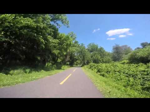 W&OD Purcellville to Leesburg GoPro Hero 4 Black