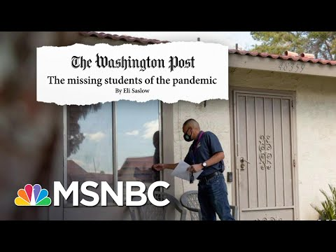 The Search For Missing Students: How A California Educator Is Solving The Attendance Crisis | MSNBC