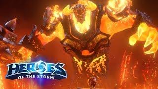 Heroes of the Storm - Official Ragnaros Spotlight