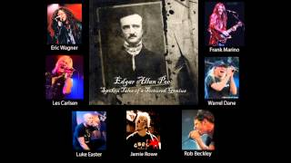 Edgar Allan Poe: Spoken Tales of a Tortured Genius - a solo project byTed Kirkpatrick