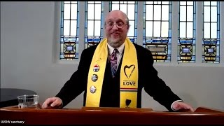 """Angels Unaware"" Rev. Dr. Joshua Snyder -10-4-20"
