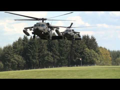 Blackhawk UH-60 Noertrange
