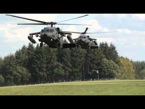 Blackhawk UH-60 Noertrange