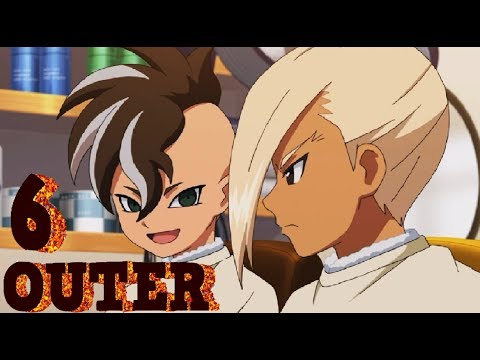 REVIEW INAZUMA ELEVEN OUTER CODE EPISODIO 6 - Inazuma Eleven: The Scales Of Ares