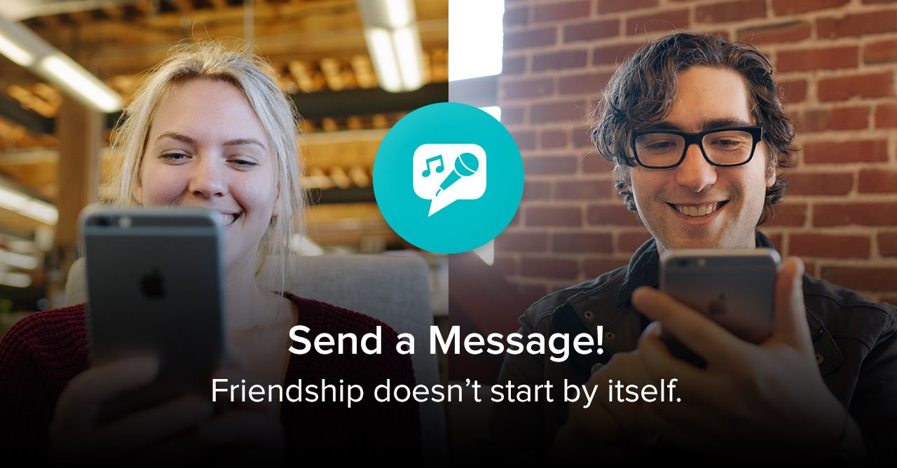 Message Now Available on Sing! | Smule Blog