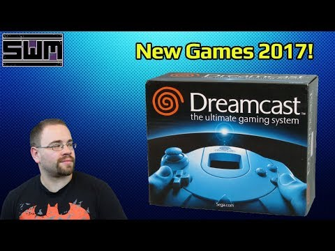 News Wave Extra! - New Dreamcast Games...In 2017?!