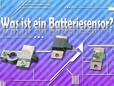 Смотрите сегодня BMW NO START NO CRANK Intelligent Battery Sensor