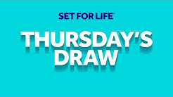 The National Lottery 'Set For Life' draw results from Thursday 16th April 2020
