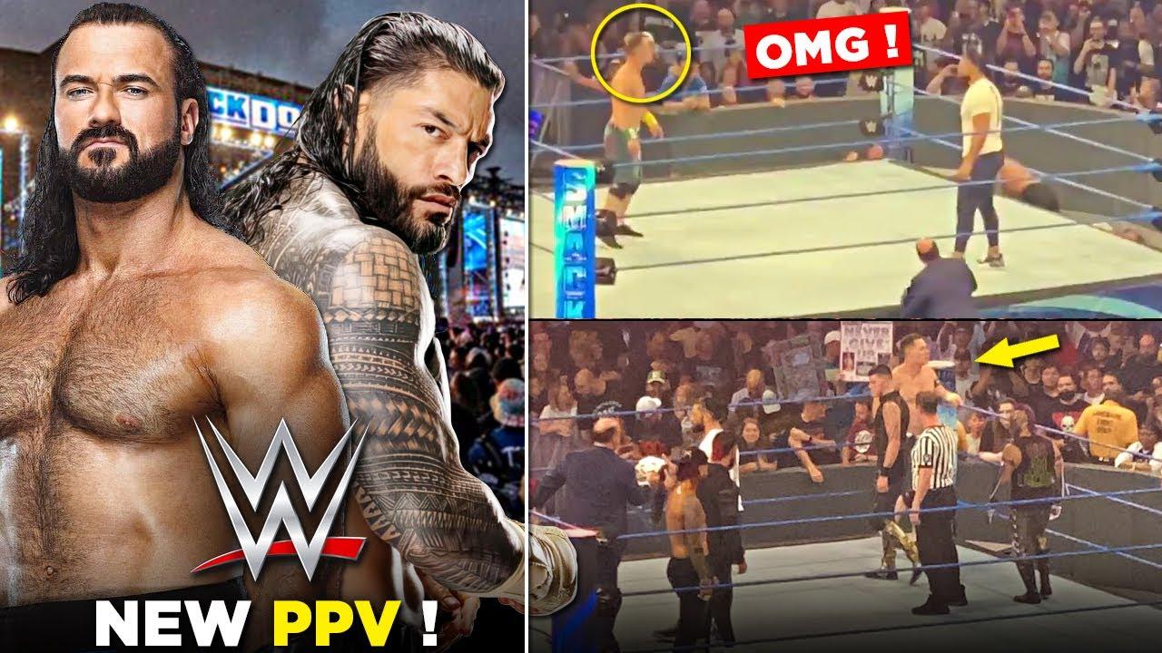 John Cena VS Roman Reigns 💥 AFTER Smackdown 2021 !, NEW PPV Announced WWE 2021, Lashley Vs Goldberg