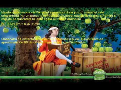 Burlei Daria - Deducerea expresiei Legii atracţiei universale