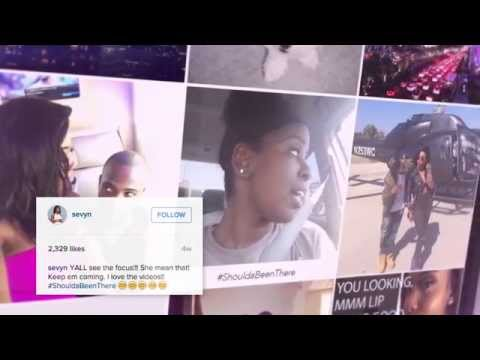 Sevyn Streeter feat. The Streetteam – #ShouldaBeenThere Challenge