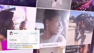 Sevyn Streeter feat. The Streetteam - #ShouldaBeenThere Challenge