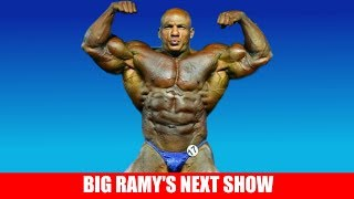 Big Ramy Announces his Next Competition