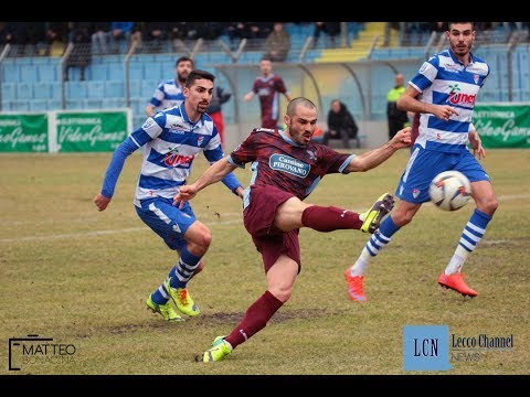 Serie D | Calcio Lecco 1912 1-3 Pro Patria