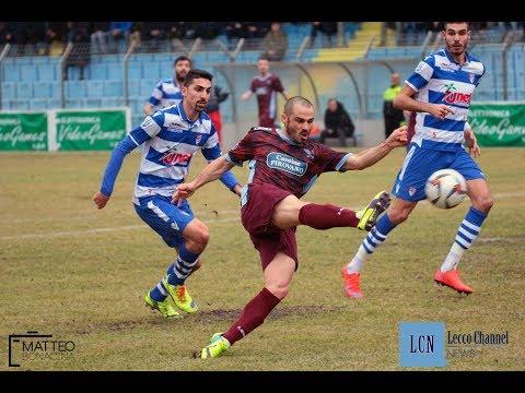 Serie D  Calcio Lecco 1912 13 Pro Patria
