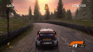 WRC 4 FIA World Rally Championship Gameplay ITA PC