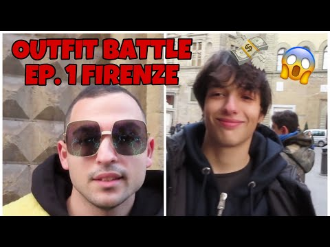 OUTFIT BATTLE EPISODIO 1: FIRENZE