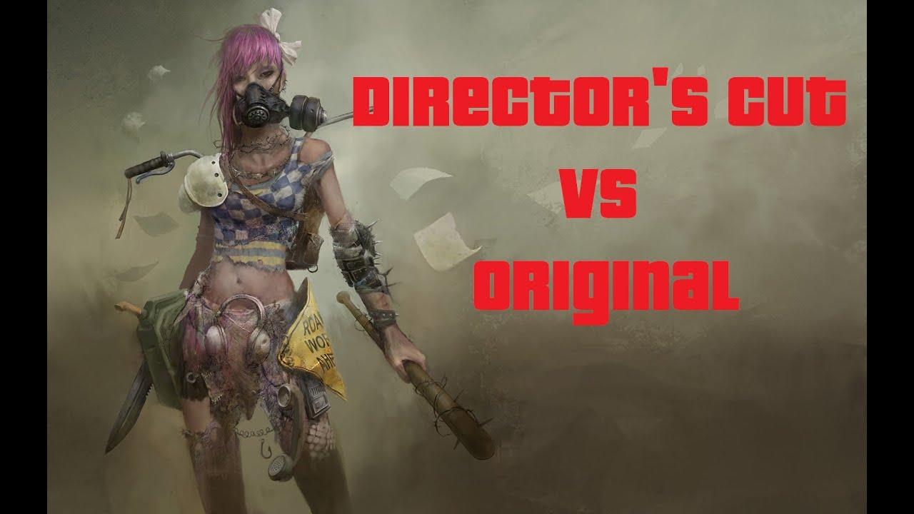 Wasteland 2 graphics comparison director's cut vs original youtube.