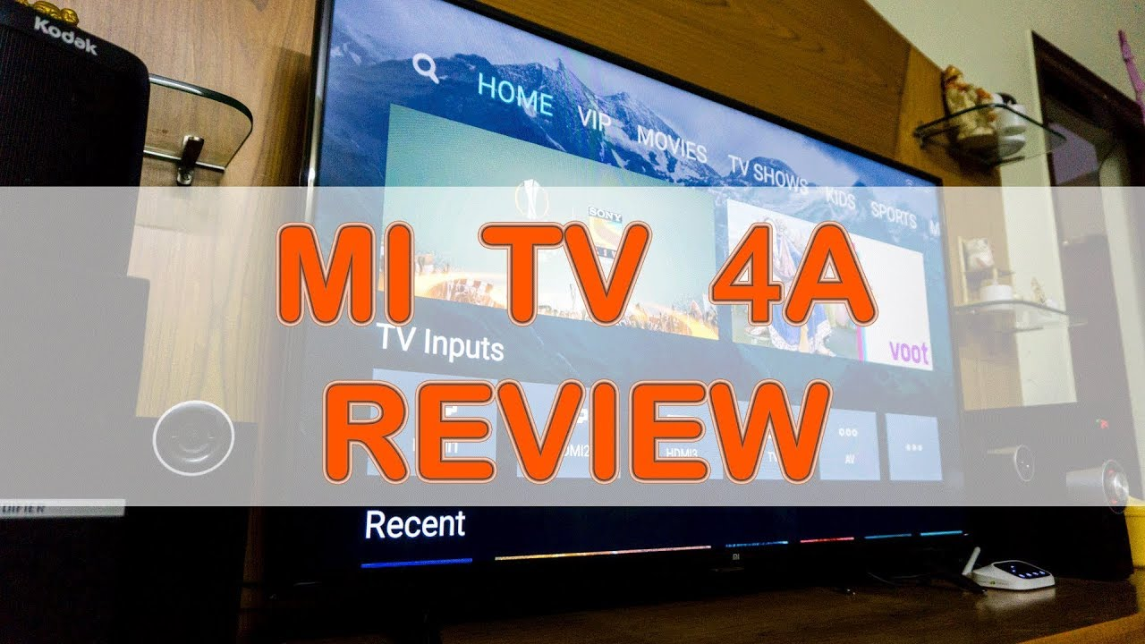 Mi tv 4A - Detailed Review (32
