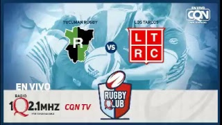 En Vivo -  Tucuman Rugby Vs Tarcos| Radio Q 102.1