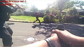 Bodycam Footage Shows Walnut Creek Officer-Involved Shooting