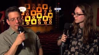 Inside Joke Interviews Andy Kindler at Moontower Comedy Festival in Austin TX