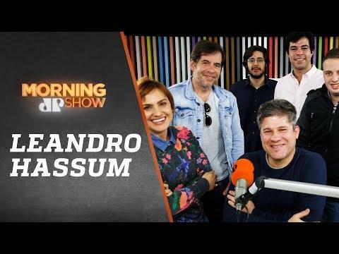 Leandro Hassum - Morning Show - 13/08/18