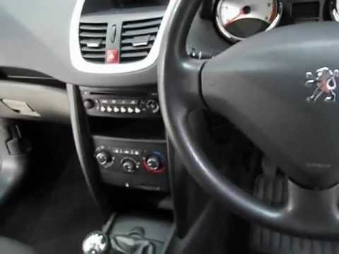 Peugeot 207 exterior interior tour of a 11 plate 207 1 for Peugeot 207 interior
