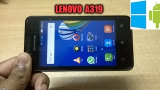 30) Lenovo a319 rocstar music smartphone unboxing video (flipkart)