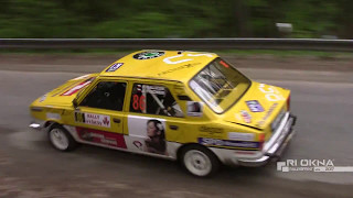 Rally Vyškov 2017 | 86 | Pavel Balíček - Jan Fischer