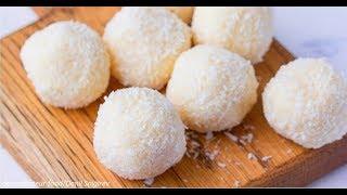 Как приготовить Рафаэлло дома, домашний рецепт вкусных пирожных
