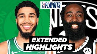 CELTICS At NETS GAME 5 | FULL GAME HIGHLIGHTS | 2021 NBA PLAYOFFS
