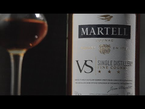 "Коньяк ""Martell"" VS (Single Distillery) (Магнит) (18+)"