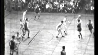 Bob Feerick Night - BAA Basketball 1949 - Washington Capitols verses Baltimore Bullets