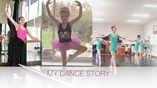 MY DANCE STORY becoming an adult ballerina natalie danza