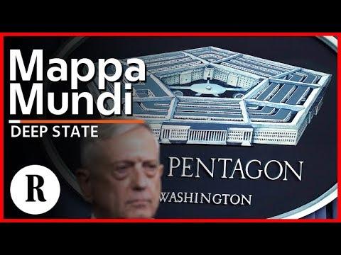 Deep State: gli apparati e i contro poteri pubblici e segreti in Usa e nel mondo - Mappa Mundi