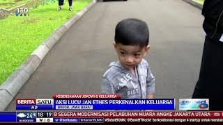 Inilah Tingkah Menggemaskan Jan Ethes Saat Menyebut Mbah Jokowi