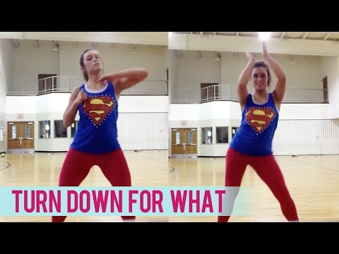 DJ Snake & Lil Jon - Turn Down For What (Dance Fitness with Jessica)