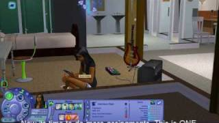 The Sims 2 University Tutorial Part 1