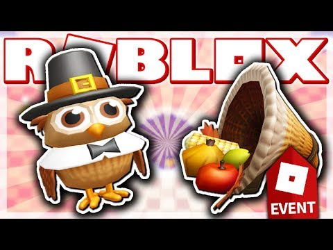 HOW TO GET THE OWL BUDDY & CORNUCOPIA BLASTER!! (ROBLOX BLOXGIVING EVENT - Rollernauts)