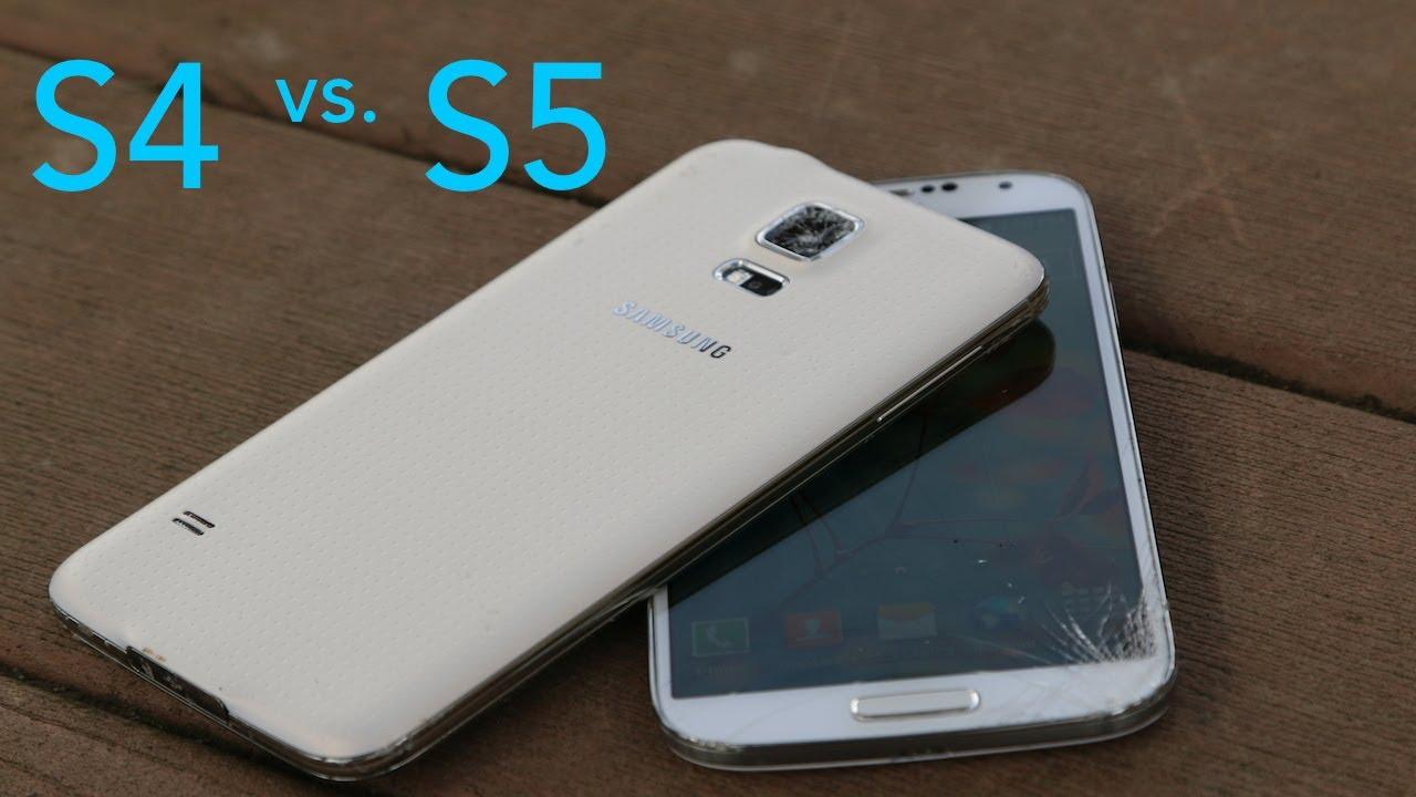 Samsung galaxy s4 fall test
