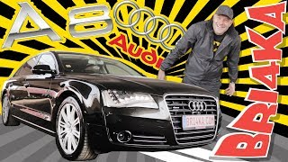 AUDI A8 III Gen (D4 / 4H)| Test and Review | Bri4ka.com