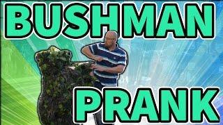 bushman prank las vegas
