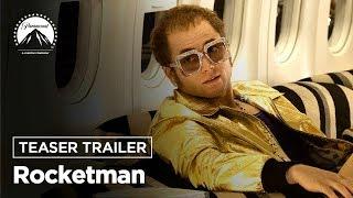 Rocketman | Teaser Trailer Oficial | Paramount Pictures Brasil