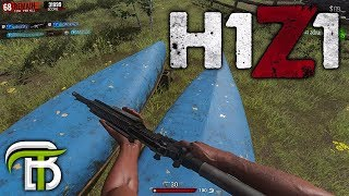 NEW COMBAT UPDATE FIRST GAMES + THOUGHTS   H1Z1 KotK